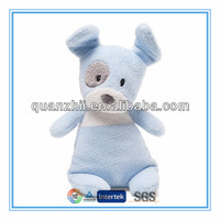 Plush baby toys cute puppy