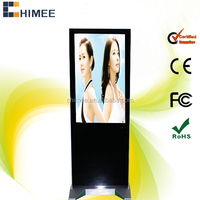 42inch gas station lcd display advertising monitor