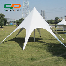 2014 high quality star shade fireproof tent for sale