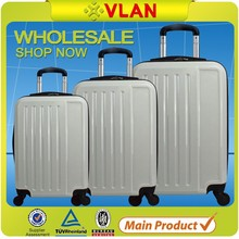 Guangdong wholesale Cute Luggage Sets stock factory price hard plastic luggage case