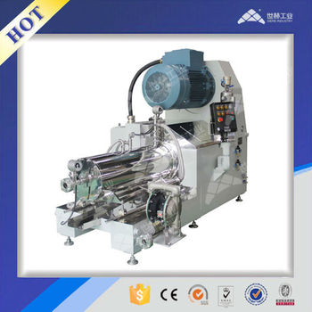 All round horizontal sand mill grinding machine (60-200L)