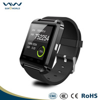 2016 smart phone watch with speaker android bluetooth