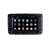 Passat Car DVD Navigation System with Pure Android 4.4 16GB NAND Flash 3G Wifi