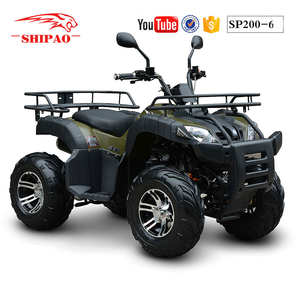 SP200-6 Shipao enjoy freedom atv automatic quad bike gear