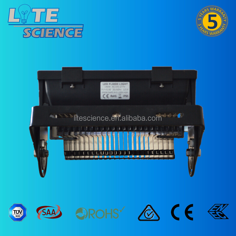 LM80 Ip65 Led flood Light, CE/SAA/C-tick approval Led Parking Lighting