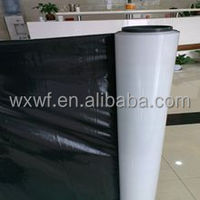 black&white protective for aluminium profiles