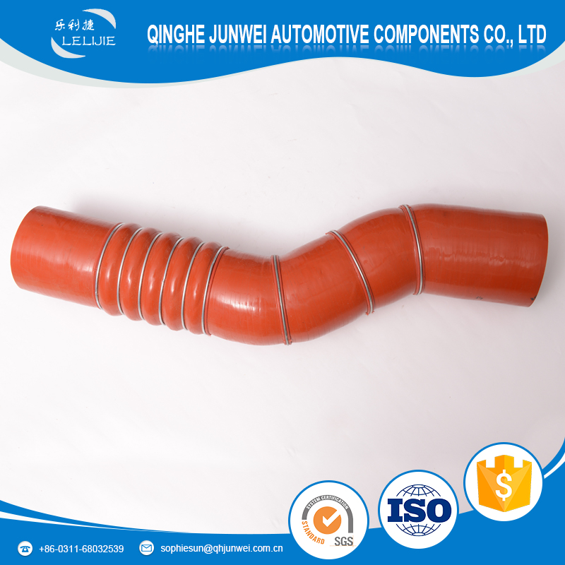 u shape radiator rubber hose with good quality and low price,largest dealer in China