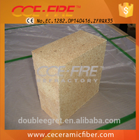 Low Thermal Conductivity Refractory Brick Panel