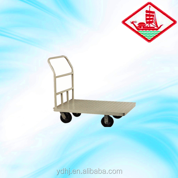Hot Sale Platform Hand Truck/Warehouse Cart/Transport Tool Cart YD-058