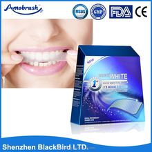 Great Value Teeth Whitening Strips, with whitestrips quality