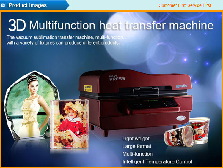 Multifunction 3d printer machine