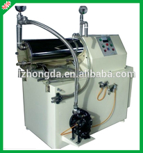 Pigment paint horizontal sand mill