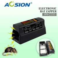 Aosion China eco-friendly pats prevention car ultrasonic rat killer