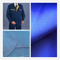 Popular Fabric Twill White Doctor/Chef Uniform Fabric T/C 65/35 High Quality 108x58 57/58""