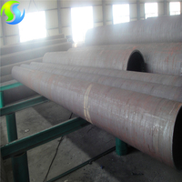 ASTM A252 Gr.3 Spiral Carbon Steel welded pipe made in China