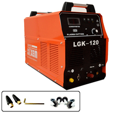 CUT-120 Inverter DC IGBT Air Plasma Cutter LGK120 Plasma Cutting Machine IGBT Module Power Supply Plasma Cutter 120