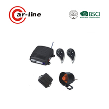 Factory Supplier one way car alarm systems with Long Service Life