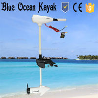 Blue Ocean kayak 40lbs electric trolling motor/55lbs kayak electric trolling motor