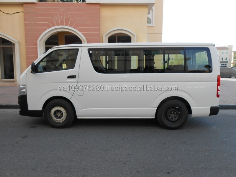 TOYOTA HIACE 2.5L DIESEL STDROOF 2015 NEW MODEL