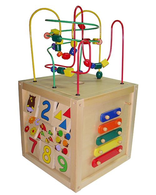Children Educational Toy Original Classic Wooden Roller Coaster Bead Maze Toy - Buy Wooden Bead ...