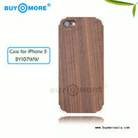 HOT Sale Original Bamboo Wooden Cover Case for Apple iPhone5 5S Eco-friendly Wood Phone Cases
