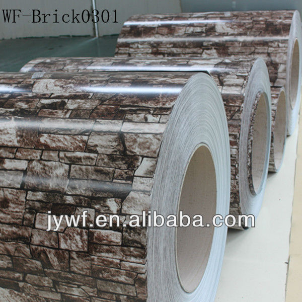 pre-painted ppgi color coated steel coils manufacturer for prefab house