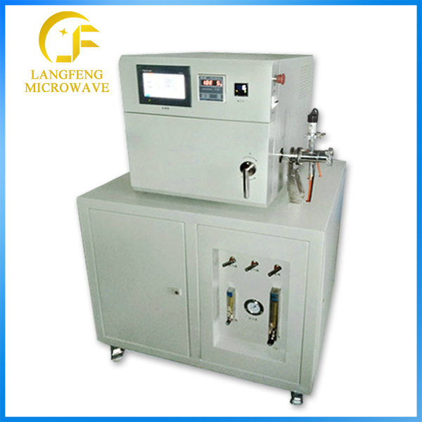 laboratory vacuum small vacuum heat treatment furnace used in stainless steel brazing of radiator