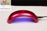 RAINBOW 9W MINI NAIL LED UV LAMP NAIL led curing lamp led uv lamp led gel machine led lamp for gel nails