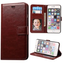 factory price genuine cow leather exquisite cellphone case tellephone holder