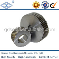 SSG1-15 SSG type JIS standard 45C material m1 tooth surface induction hardened spur gears