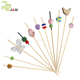 Cheap decorative bbq skewers high quality stick skewer