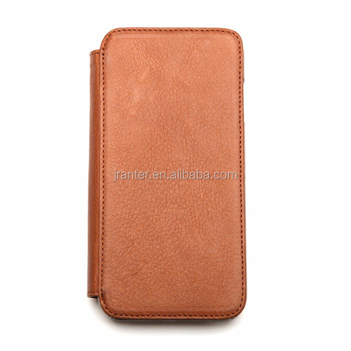 Jranter Best Leather Custom Cover for iPhone 5s Mobile Cover Phone
