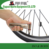 New Alloy CO2 Bike Pump Fit