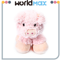 Funny Baby Stuffed Cute Present Pig