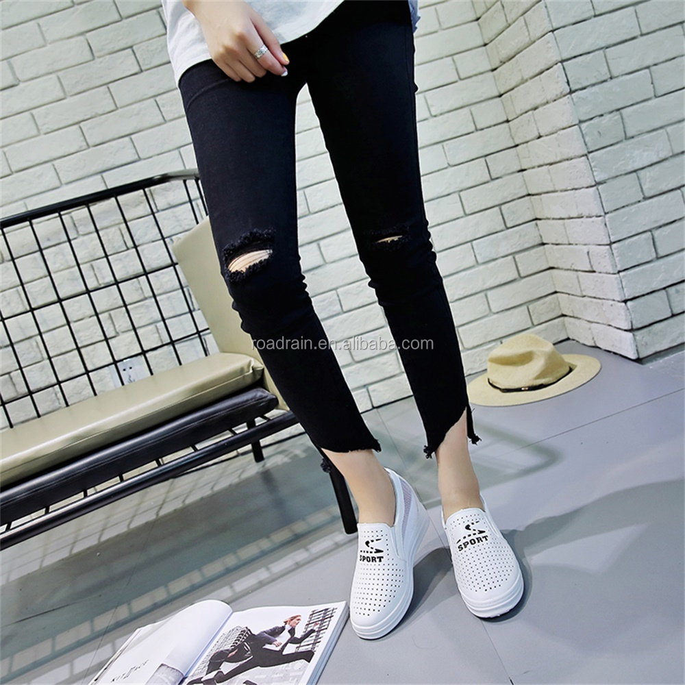 Classic Breathable Women Summer Shoes