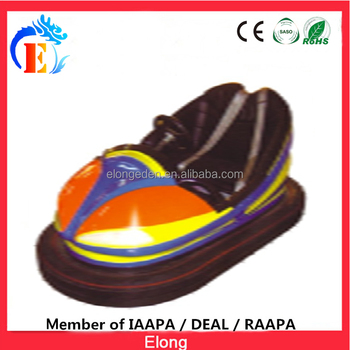 Elong bumper car for family game, floor type bumper car on sale