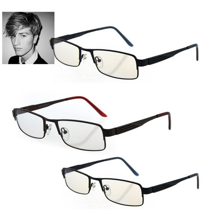 Special/Best-Selling/metal bridge transparent spectacle frame