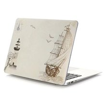 best quality custom mouse flower animal printed case for macbook air 13 hard cover laptop shell for toshiba