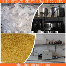animal gelatin glue adhesives/bone gelatin 150 bloom