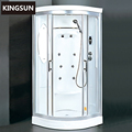 K-7102 Luxury Health Steam Cabin With Shower Steam Bath cabin bath room