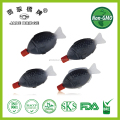 Hot selling Cheap small size fish shape soy sauce