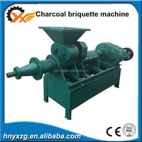 China Good Price Promotion Wood Briquette Screw Press Machine Extruded Sticks Machinery