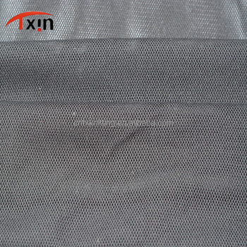 discount net fabric for sale polyester diamond hole fabric for tracksuit material