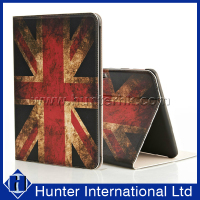 Union Jack Deisgned Tablet Case For Galaxy Note 10.1