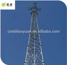 Ningbo Liaoyuan manufacturing companies high quality galvanizedtelescopic antenna mast