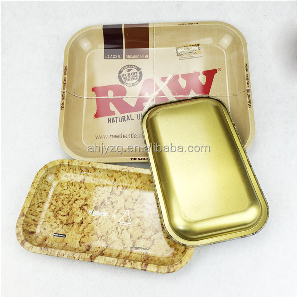 0.35mm high quality custom tin rolling tray