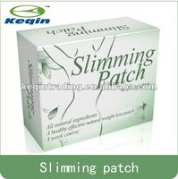 100% Natural Body Slim Herbal Patch, 2012 Hot Sale!