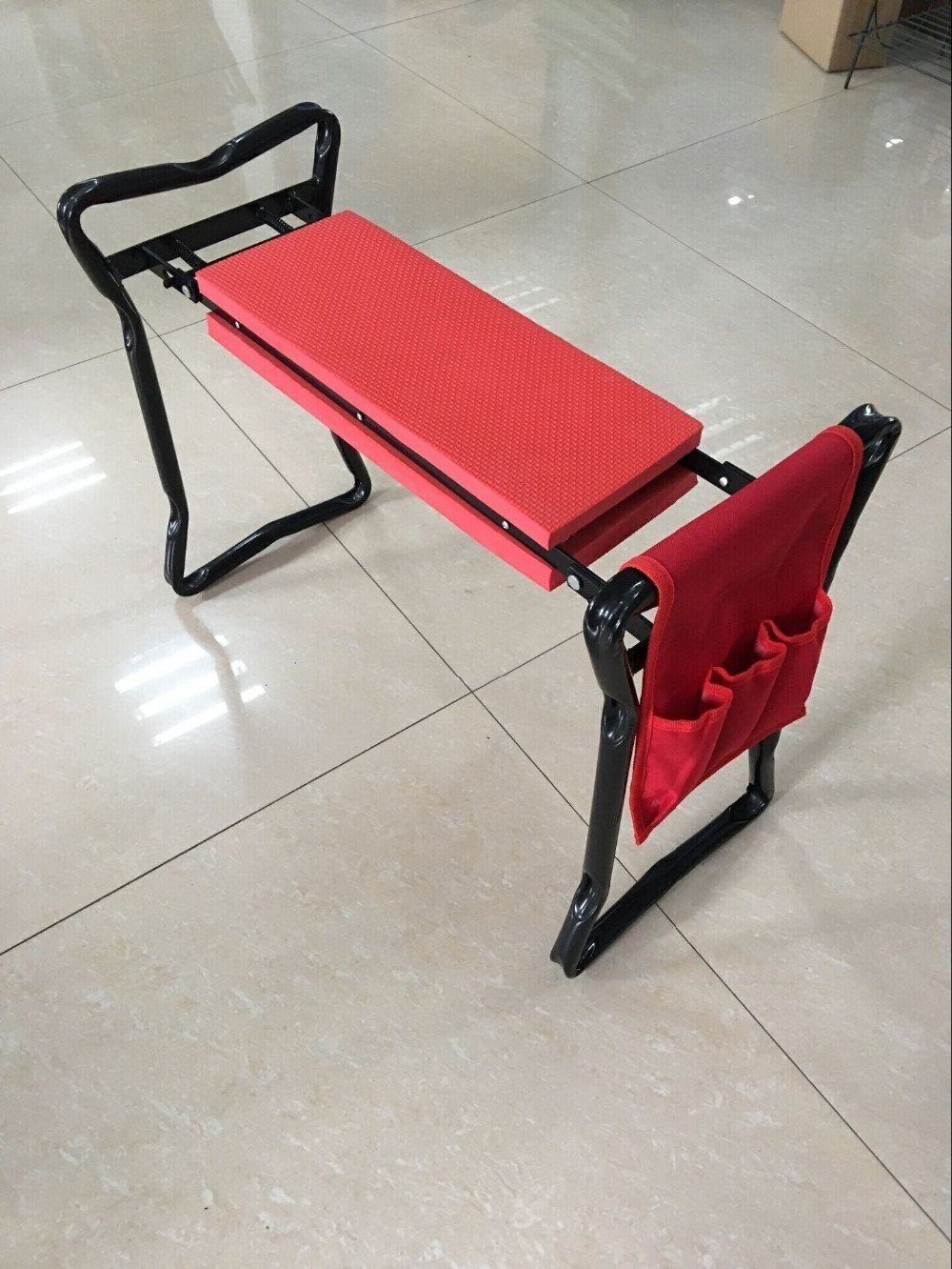 garden kneeler bench