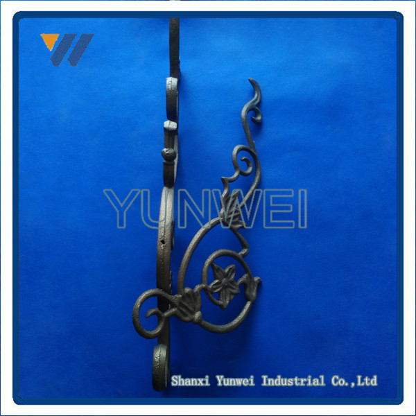 China Wholesale Promotional Excellent Quality Iron Spearhead Ornamental Iron Tube Fencing