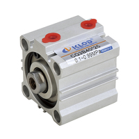 CQ2 Types Pneumatic Air Compact Cylinder